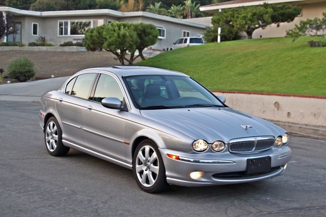2005 Jaguar X-TYPE 3.0L 4WD ONLY 69K ORIGINAL MLSL ALLOY WHLS SERVICE RECORDS! Woodland Hills, CA 7