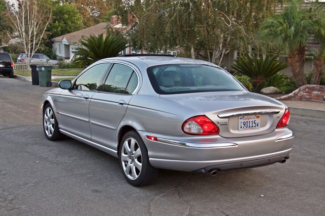 2005 Jaguar X-TYPE 3.0L 4WD ONLY 69K ORIGINAL MLSL ALLOY WHLS SERVICE RECORDS! Woodland Hills, CA 3