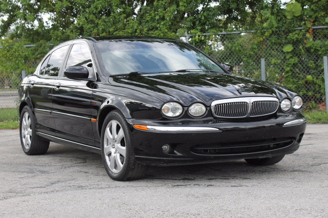 2005 Jaguar X-TYPE 30L  WARRANTY CARFAX CERTIFIED 15 SERVICE RECORDS FLORIDA VEHICLE TRADE