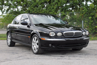 2005 Jaguar X-TYPE 3.0L Hollywood, Florida 58