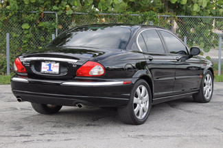 2005 Jaguar X-TYPE 3.0L Hollywood, Florida 4