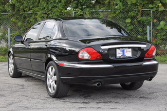 2005 Jaguar X-TYPE 3.0L Hollywood, Florida 7