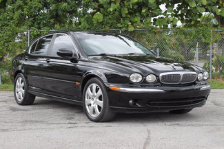 2005 Jaguar X-TYPE 3.0L Hollywood, Florida 24