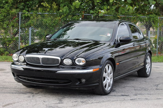 2005 Jaguar X-TYPE 3.0L Hollywood, Florida 59