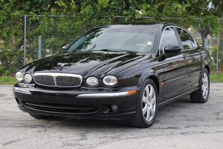 2005 Jaguar X-TYPE 3.0L Hollywood, Florida 10