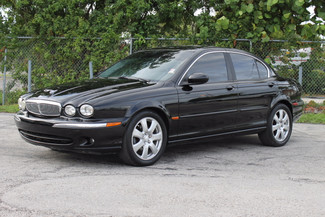 2005 Jaguar X-TYPE 3.0L Hollywood, Florida 41