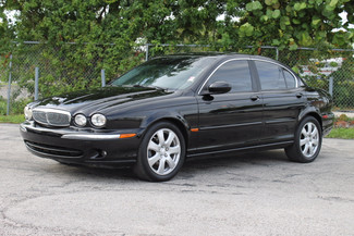 2005 Jaguar X-TYPE 3.0L Hollywood, Florida 14