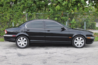 2005 Jaguar X-TYPE 3.0L Hollywood, Florida 3