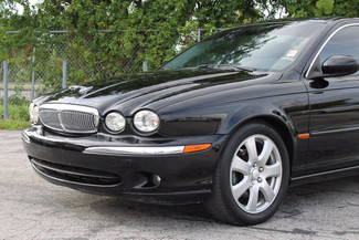2005 Jaguar X-TYPE 3.0L Hollywood, Florida 43