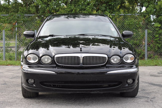 2005 Jaguar X-TYPE 3.0L Hollywood, Florida 12