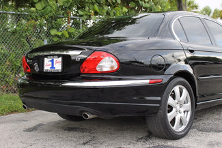 2005 Jaguar X-TYPE 3.0L Hollywood, Florida 47