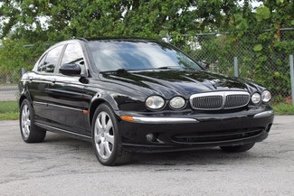 2005 Jaguar X-TYPE 3.0L Hollywood, Florida 40