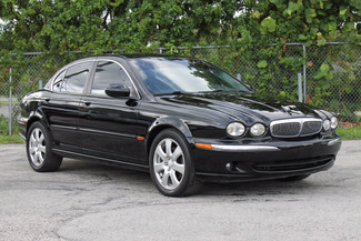 2005 Jaguar X-TYPE 3.0L Hollywood, Florida 13