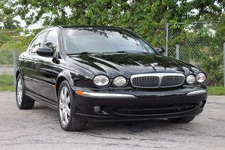 2005 Jaguar X-TYPE 3.0L Hollywood, Florida 1