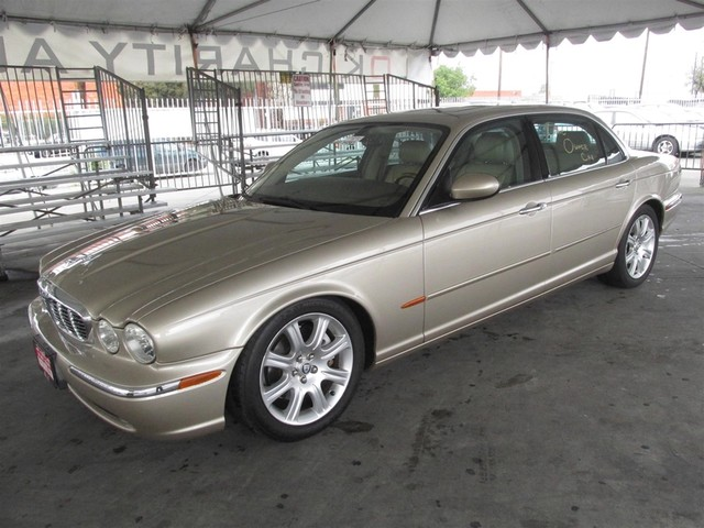 2005 Jaguar XJ XJ8 LWB Please call or e-mail to check availability All of our vehicles are avai