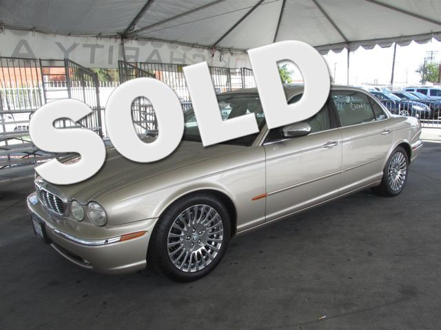 2005 Jaguar XJ VDP Please call or e-mail to check availability All of our vehicles are availabl