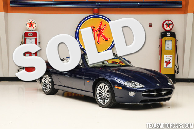 2005 Jaguar XK8 This Clean Carfax 2005 Jaguar XK8 is in great condition with only 90 052 miles T