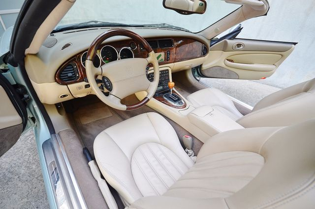 2005 Jaguar XK8 Reseda, CA 6