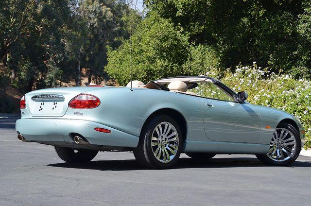 2005 Jaguar XK8 Reseda, CA 4