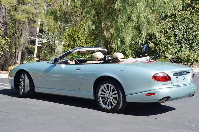 2005 Jaguar XK8 Reseda, CA 3
