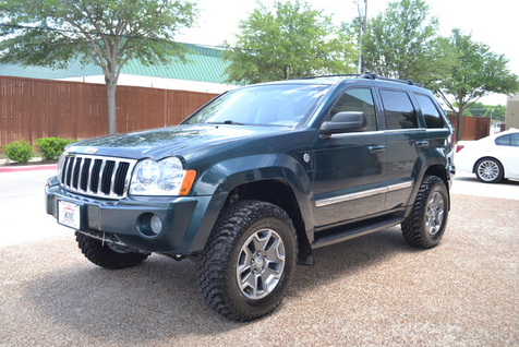 2005 Jeep Grand Cherokee Limited LIFTED | Arlington, Texas | McAndrew Motors in Arlington, Texas