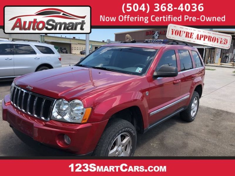 2005 Jeep Grand Cherokee Limited  city LA  AutoSmart  in Harvey, LA