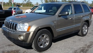 2005 Jeep Grand Cherokee Limited Myrtle Beach, SC 1