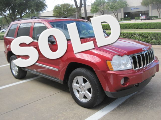 2005 Jeep Grand Cherokee Limited 4x4, Nav, Roof, Hemi, Only 120k Miles Plano, Texas 0