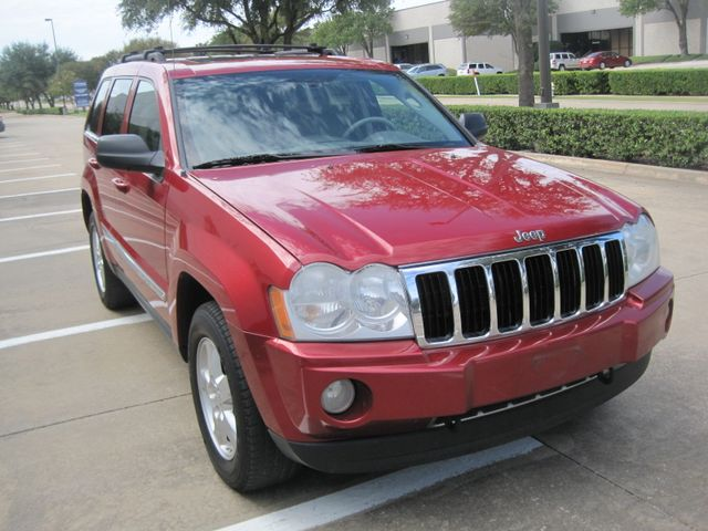 2005 Jeep Grand Cherokee Limited 4x4, Nav, Roof, Hemi, Only 120k Miles Plano, Texas 1