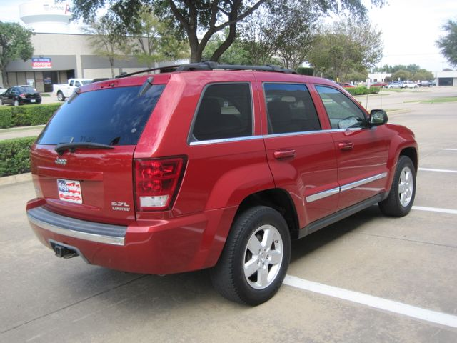 2005 Jeep Grand Cherokee Limited 4x4, Nav, Roof, Hemi, Only 120k Miles Plano, Texas 11