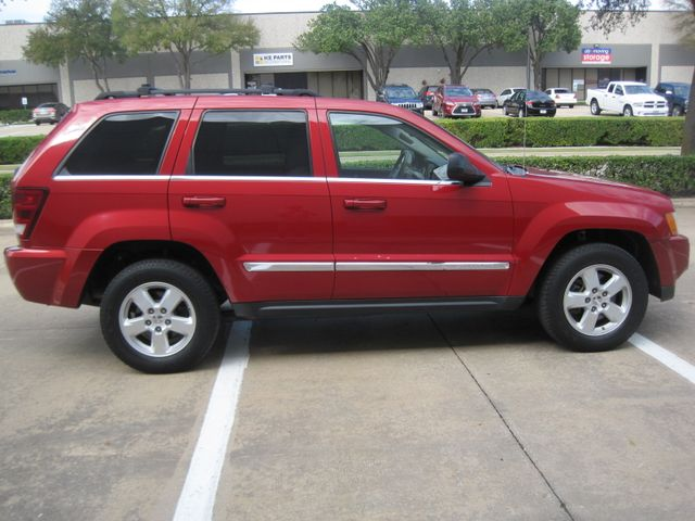 2005 Jeep Grand Cherokee Limited 4x4, Nav, Roof, Hemi, Only 120k Miles Plano, Texas 6