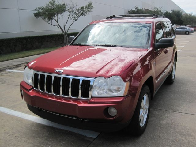 2005 Jeep Grand Cherokee Limited 4x4, Nav, Roof, Hemi, Only 120k Miles Plano, Texas 3