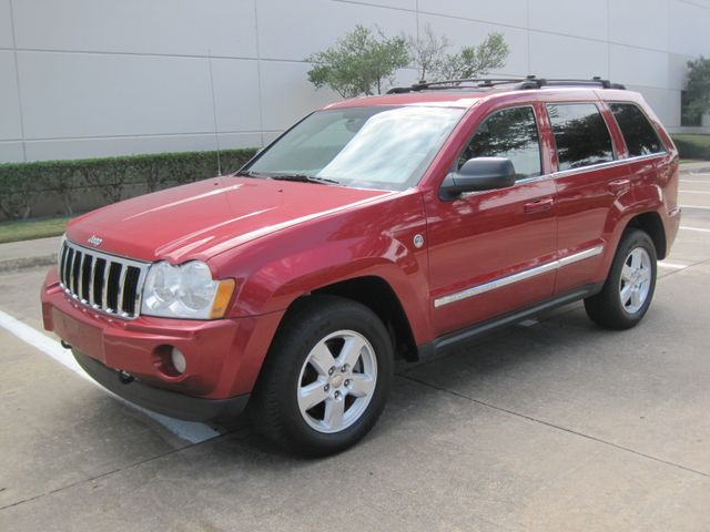 2005 Jeep Grand Cherokee Limited 4x4, Nav, Roof, Hemi, Only 120k Miles Plano, Texas 4