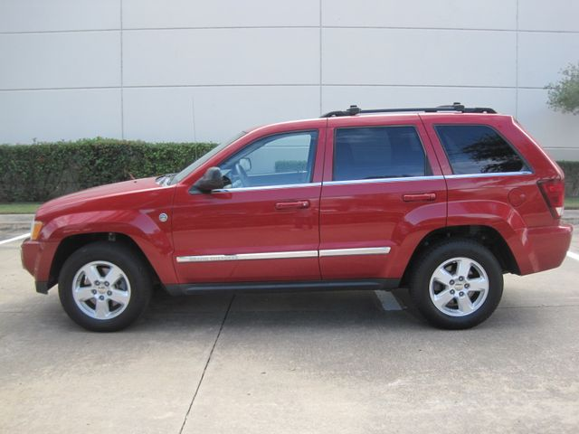 2005 Jeep Grand Cherokee Limited 4x4, Nav, Roof, Hemi, Only 120k Miles Plano, Texas 5