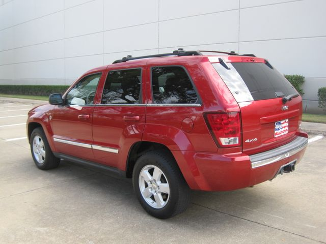 2005 Jeep Grand Cherokee Limited 4x4, Nav, Roof, Hemi, Only 120k Miles Plano, Texas 7