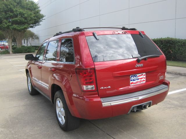 2005 Jeep Grand Cherokee Limited 4x4, Nav, Roof, Hemi, Only 120k Miles Plano, Texas 8