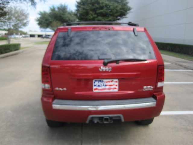 2005 Jeep Grand Cherokee Limited 4x4, Nav, Roof, Hemi, Only 120k Miles Plano, Texas 9