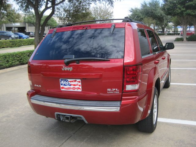 2005 Jeep Grand Cherokee Limited 4x4, Nav, Roof, Hemi, Only 120k Miles Plano, Texas 10