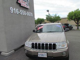 2005 Jeep Grand Cherokee Limited 4 x 4 Hemi 5.7 Sacramento, CA 2
