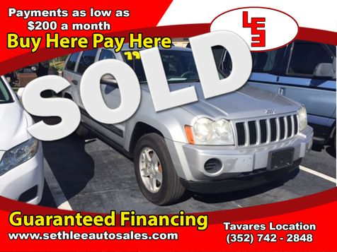 2005 Jeep Grand Cherokee Laredo in Tavares, FL