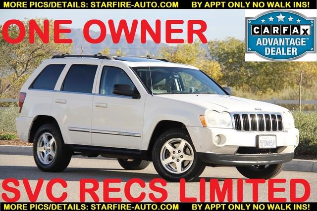 2005 Jeep Grand Cherokee Limited Santa Clarita, CA 0