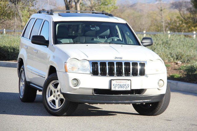 2005 Jeep Grand Cherokee Limited Santa Clarita, CA 3