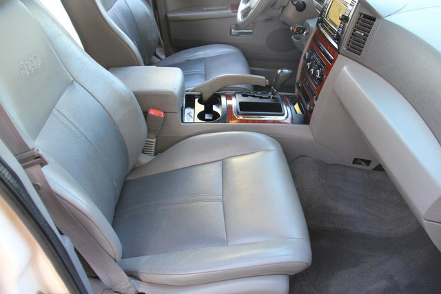 2005 Jeep Grand Cherokee Limited Santa Clarita, CA 11