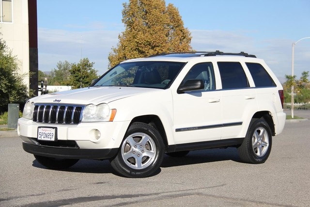2005 Jeep Grand Cherokee Limited Santa Clarita, CA 1
