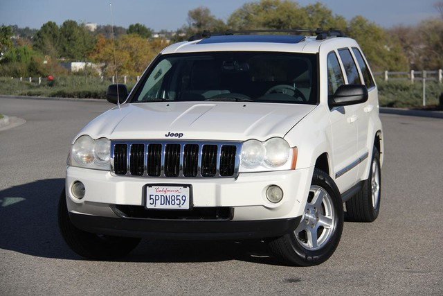 2005 Jeep Grand Cherokee Limited Santa Clarita, CA 4