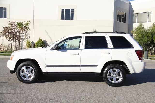 2005 Jeep Grand Cherokee Limited Santa Clarita, CA 12