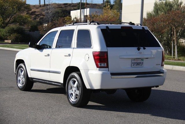 2005 Jeep Grand Cherokee Limited Santa Clarita, CA 5