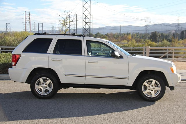 2005 Jeep Grand Cherokee Limited Santa Clarita, CA 13