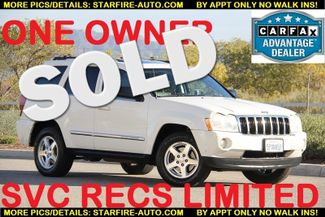 2005 Jeep Grand Cherokee Limited Santa Clarita, CA