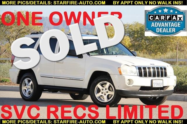 2005 Jeep Grand Cherokee Limited Santa Clarita, CA 0